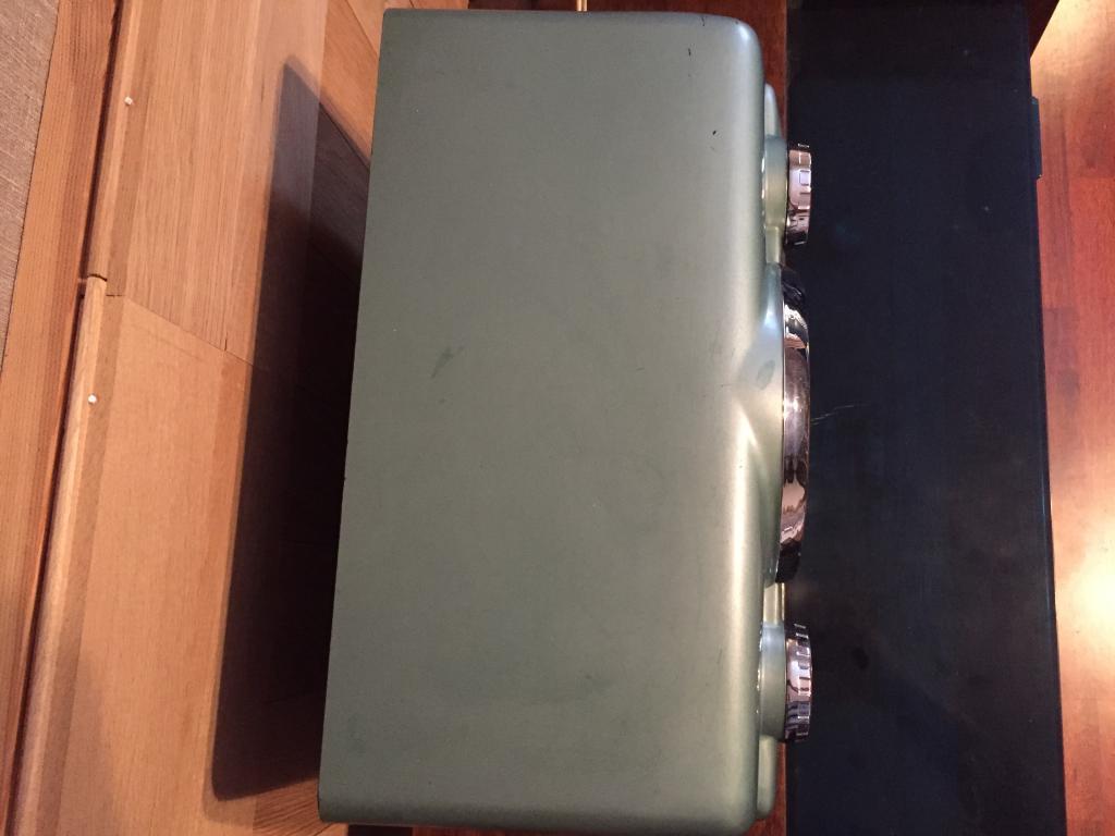 Ламповый приемник Crosley 10-140