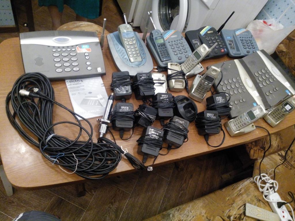 Радиотелефоны дальнего действия SENAO