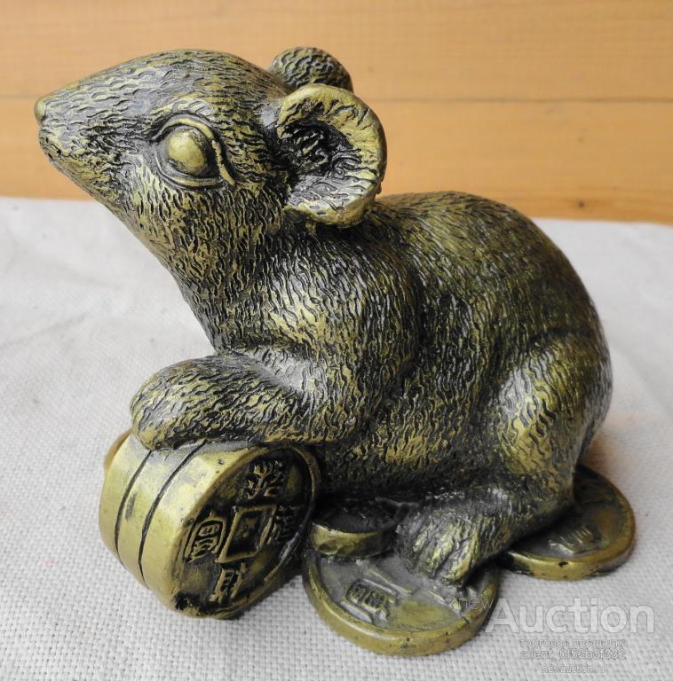сувенир-мышь