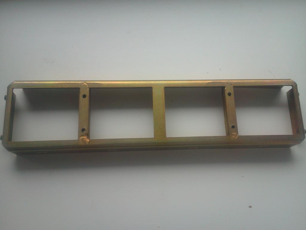 Рамка держателя разъема РППМ-288 (от ДВК или Электроника)