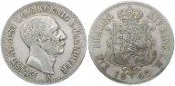 Ганновер талер 1844 с 1 рубля за 1 рубль