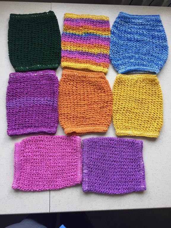 Шапочка Для Спаниеля Схема Вязания