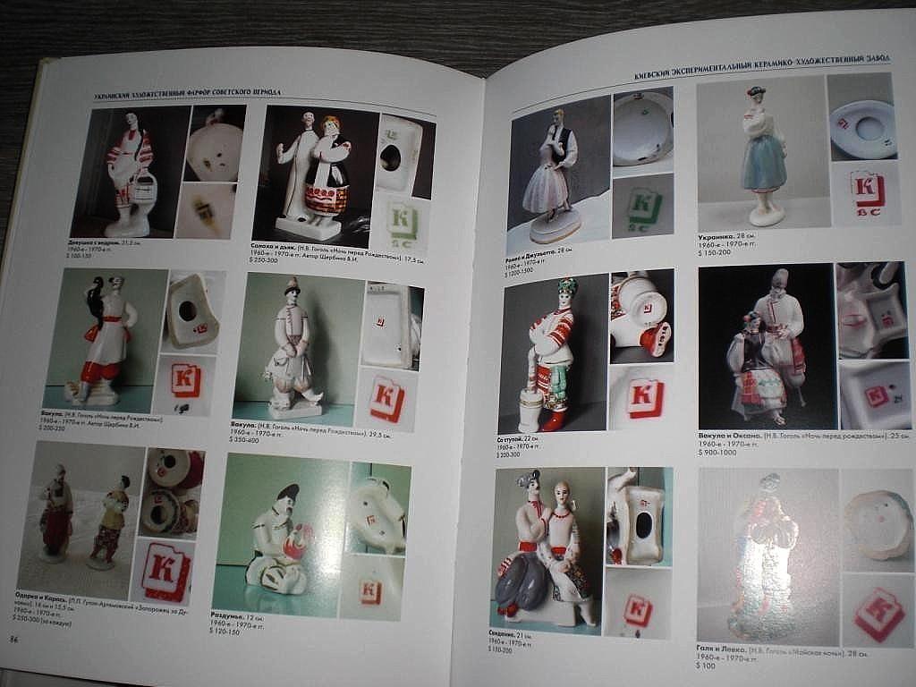 каталог определитель советский фарфор в картинках создавать эти