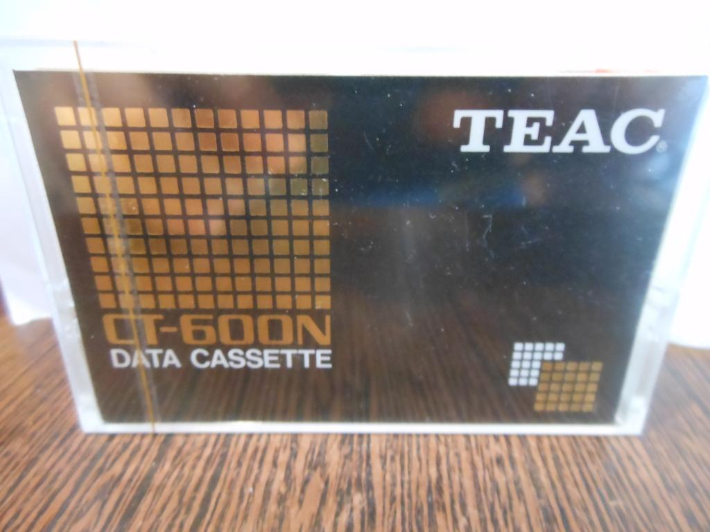 Кассета TEAC  Data  CT - 600 N