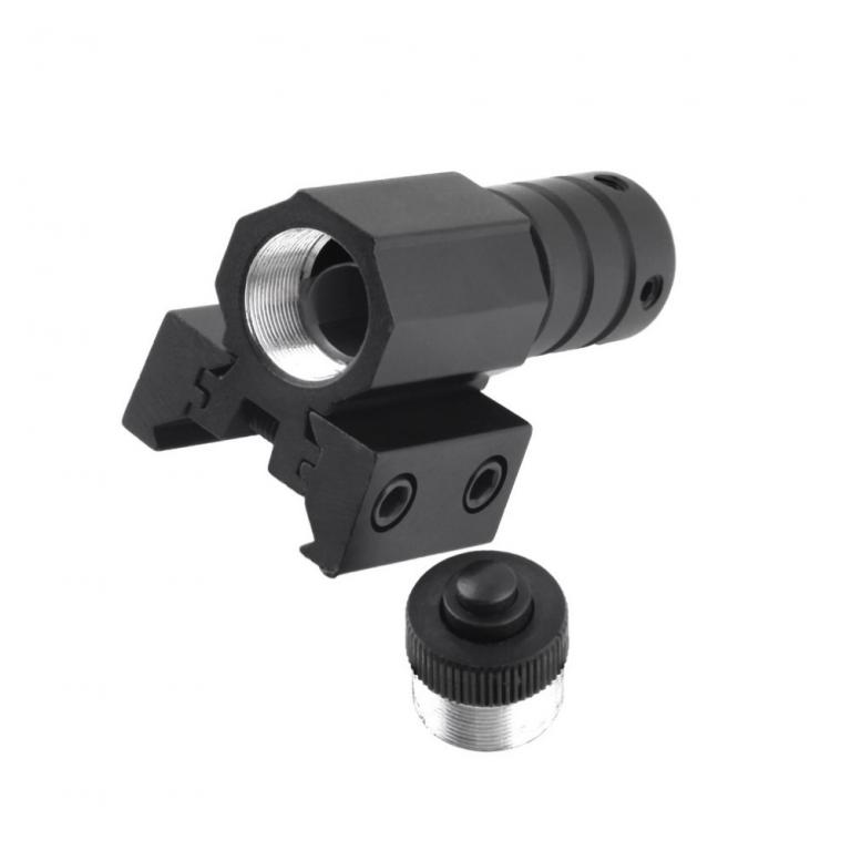 Лазерный Целеуказатель (Лазерный Прицел) 21 мм.