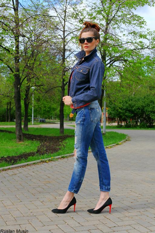 Levi`s коллекционная джинсовая куртка 1997года USA
