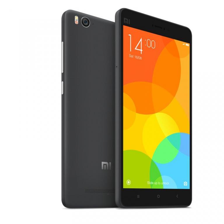 Cмартфон Xiaomi MI4i серый с поддержкой LTE (4G) 2G RAM+16G