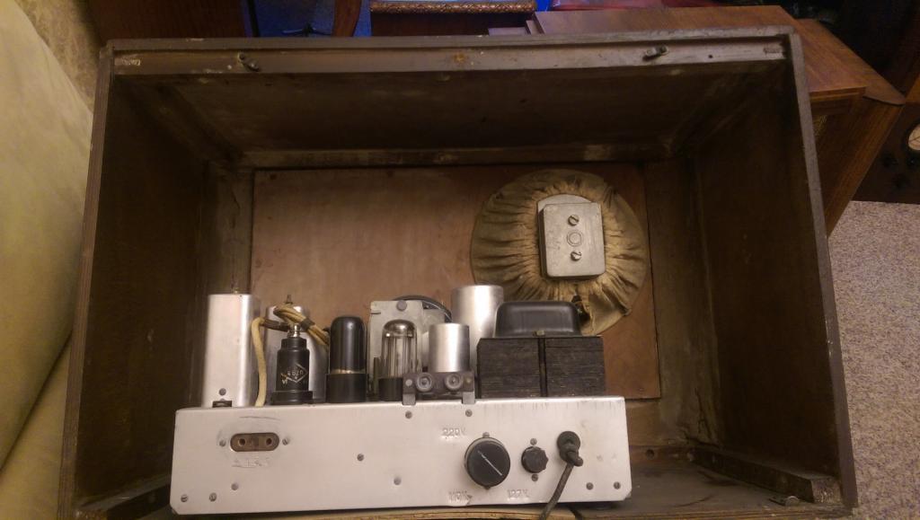 Радиоприемник Восток 49