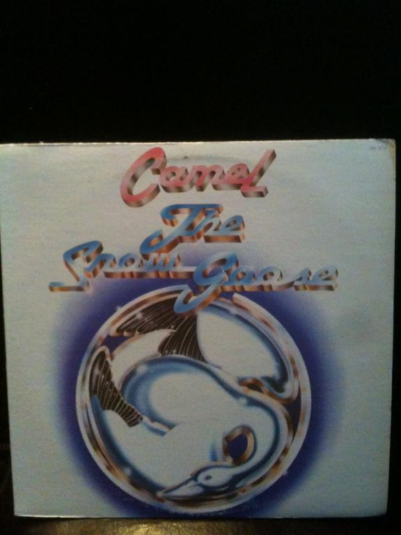 Пластинка Camel 1975 The Snow Goose UK