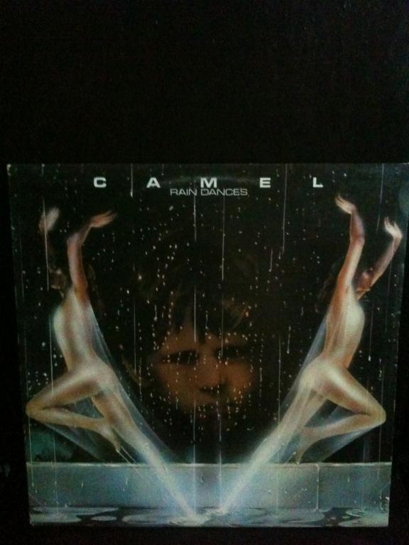 Пластинка Camel 1977 Rain Dances USA
