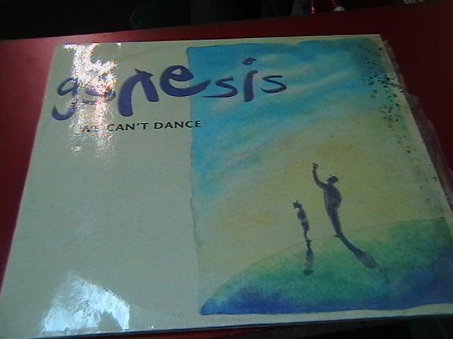 винил Genesis -we cant dance-
