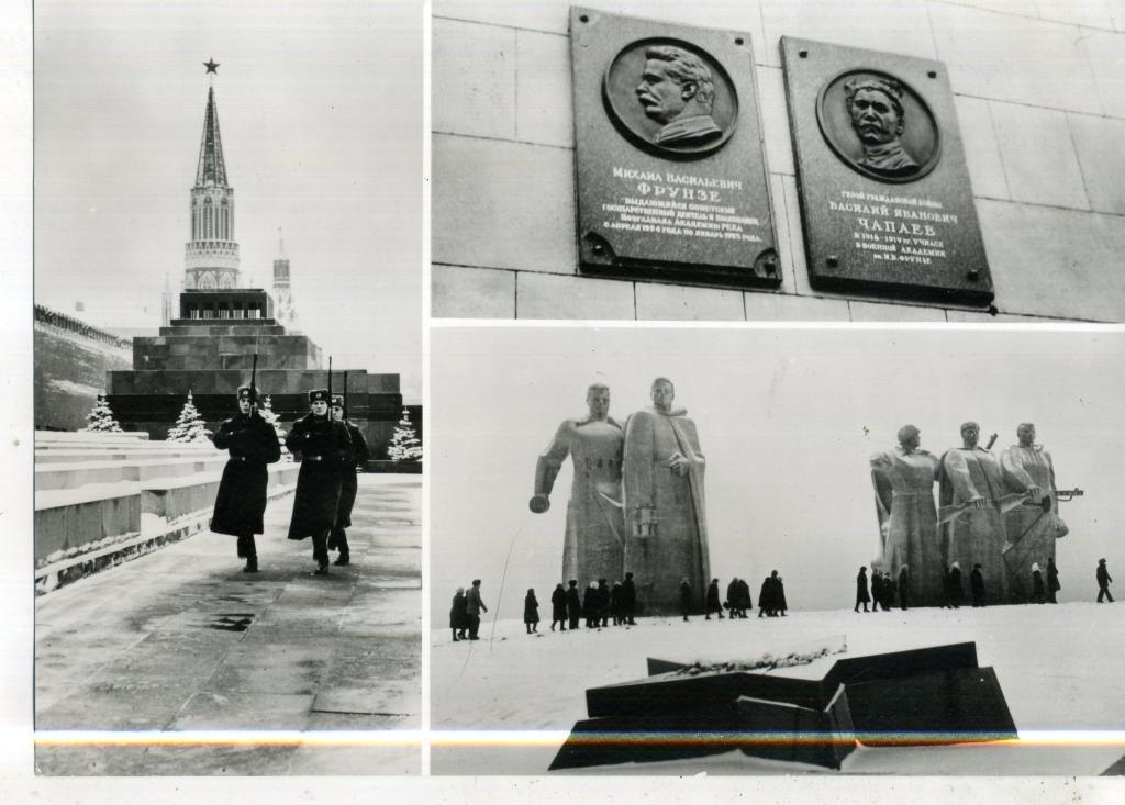 ФОТО ТАСС ДЛЯ ГАЗЕТЫ МОСКВА МАВЗОЛЕЙ СОЛДАТЫ ПАМЯТ