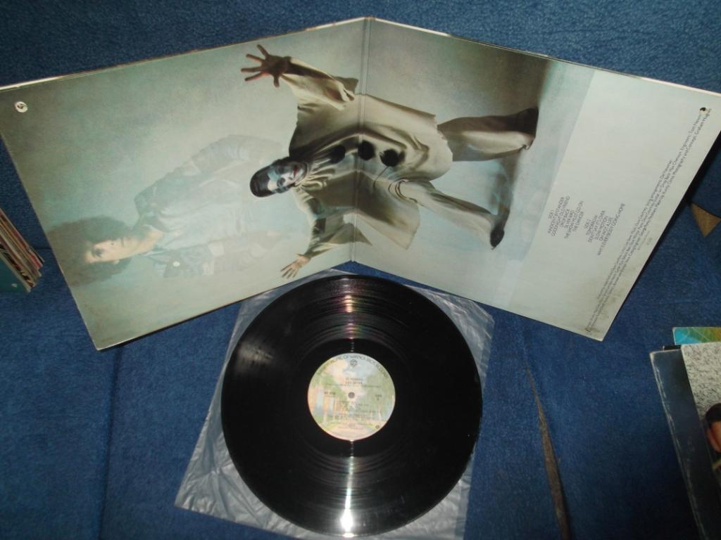 Leo Sayer Leo Sayer (Silverbird) Canada WB 1973г LP