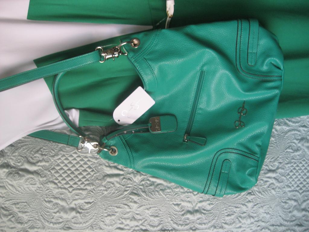 Комплект платье Калвин Кляйн+ сумка Jessica Simpso