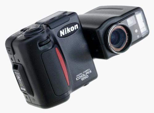 Цифровой фотоаппарат Nikon Coolpix 950