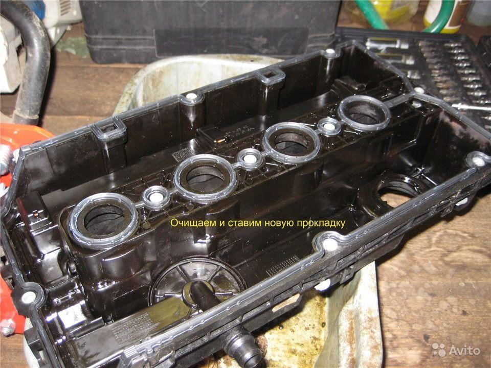 Мембрана клапанной крышки Opel, Chevrolet - Ecotec