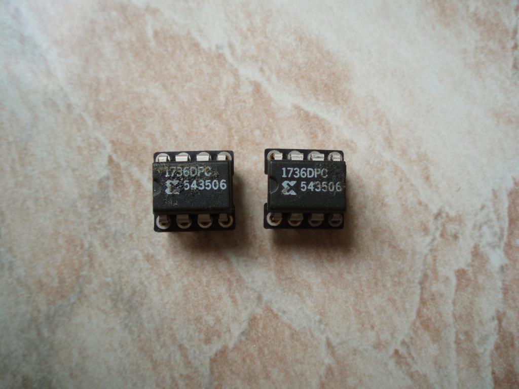 XILINX 1736DPC XC1736DPC DIP-8