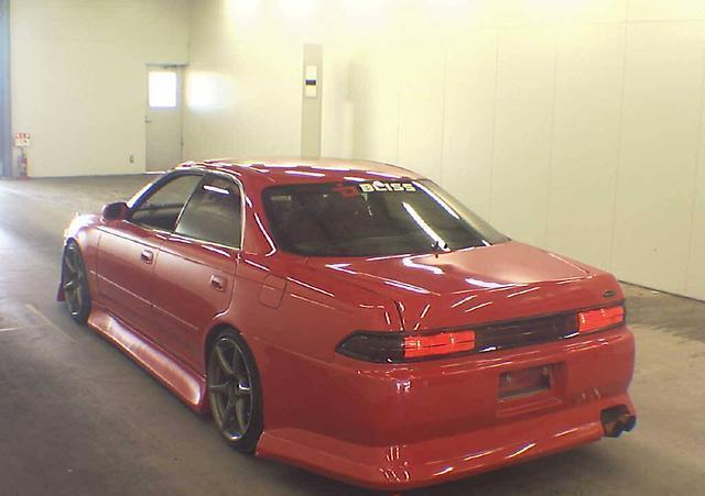 Комплект обвесов BN-SPORT Toyota Chaser jzx100