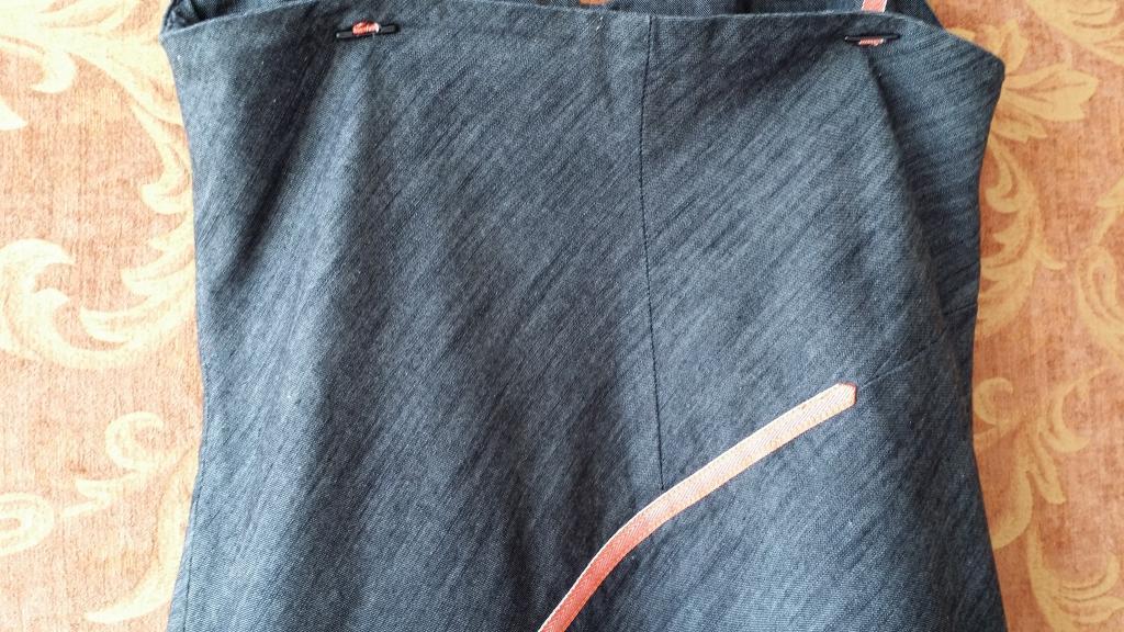 Diesel сарафан джинсовый оригинал
