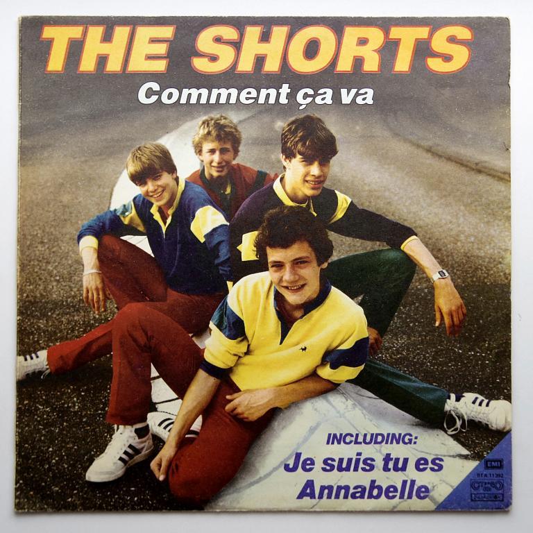 The Shorts   Comment Ca Va (1983)'  (НОВАЯ)!!!