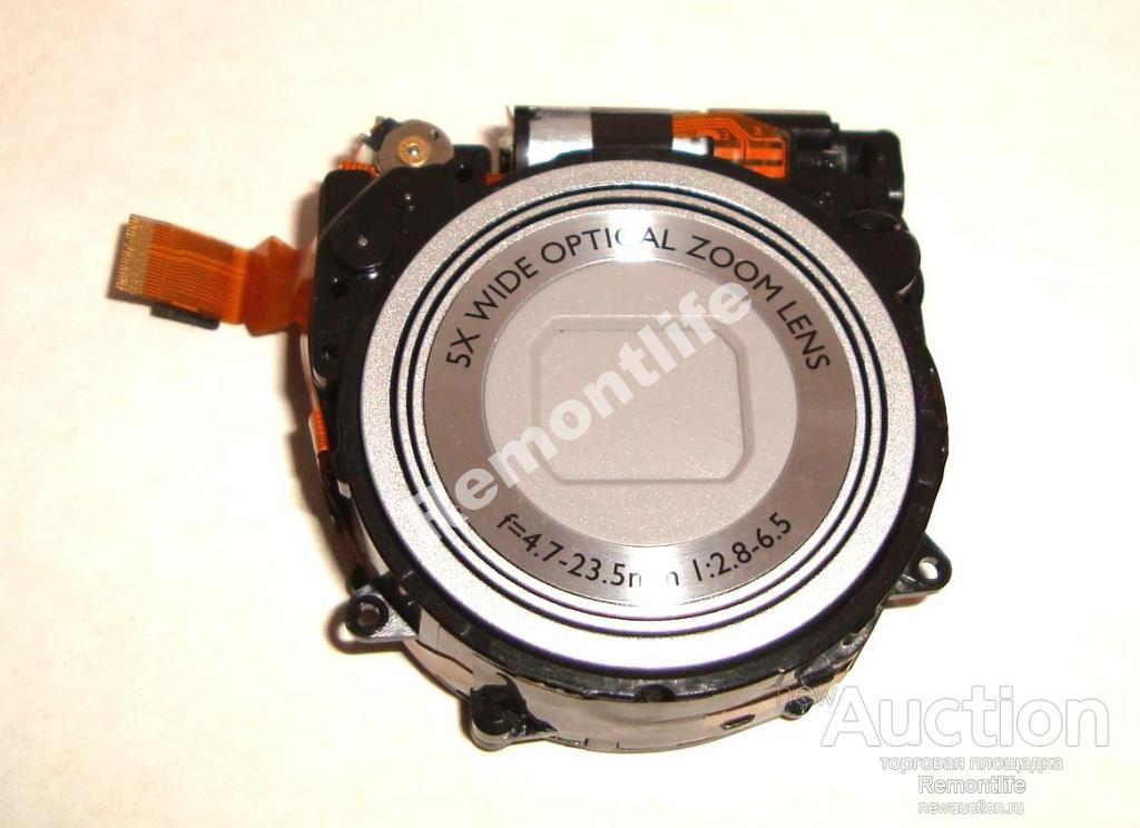 Sanyo VPC-E1600TP VPC-T1495BL VPC-T1496R Benq LT100 E1480 5-x zoom f= 4.7-23.5mm 1:2.8-6. объектив