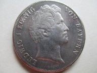 Людвиг I Талер 1847 Бавария