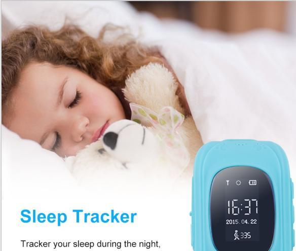 Детские часы-GPS Smart baby watch Q50