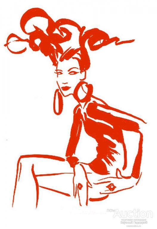 Bella Donna! Шапочка из меха лисы и демисезонный полушубок-автоледи из меха енота, р 42-44!