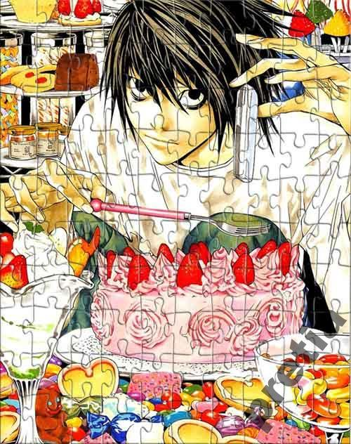 Аниме Пазл Death Note 03