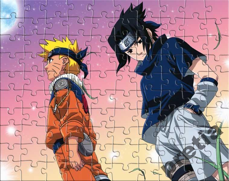 Аниме Пазл Naruto 08