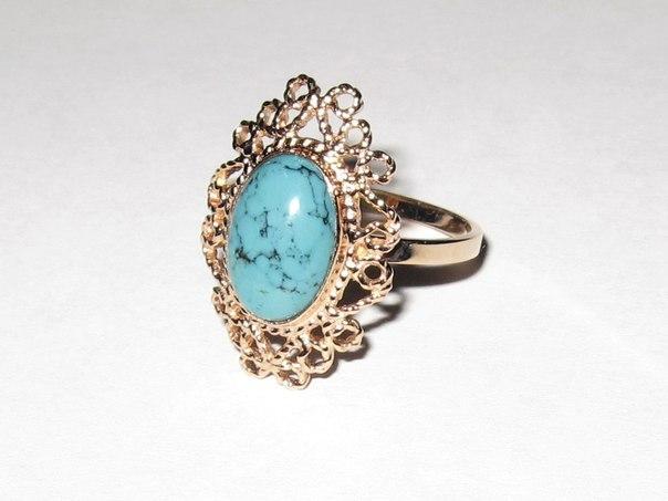 Гарнитур (кольцо, серьги, подвеска)