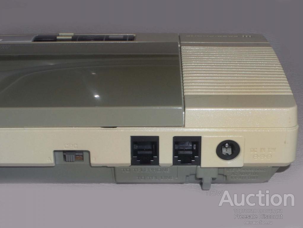 Panasonic KX-T1000 автоответчик