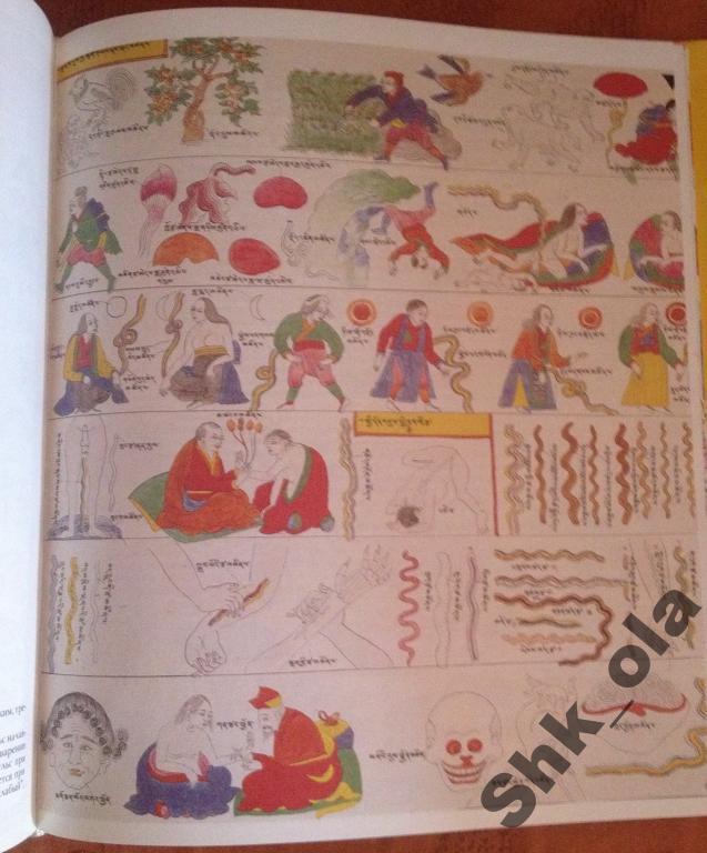 Атлас тибетской медицины