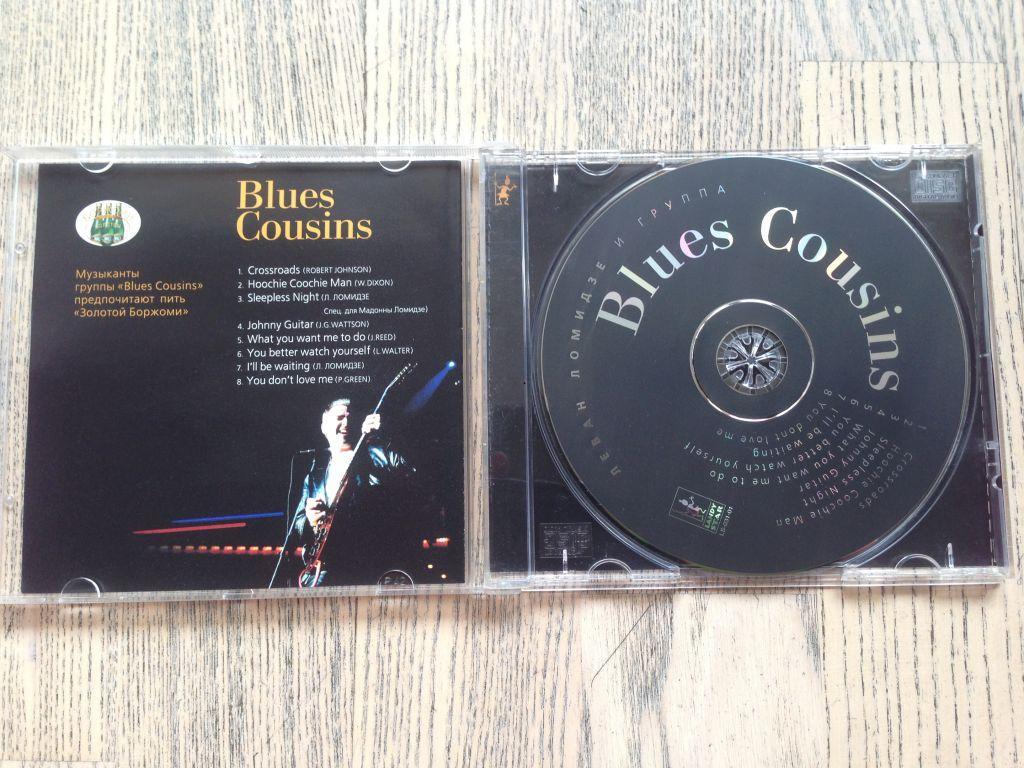 Blues Cousins ''Hoochie Coochie Man'' (2001 г.)
