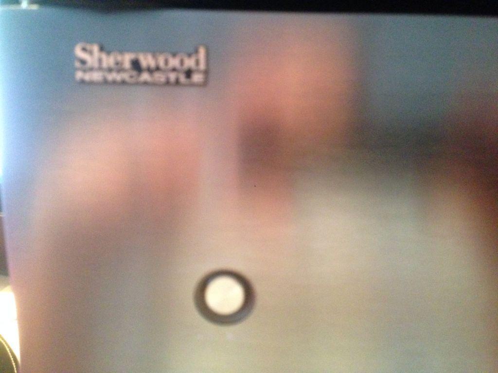 Комплект Sherwood Newcastle RX-772 + CD-772