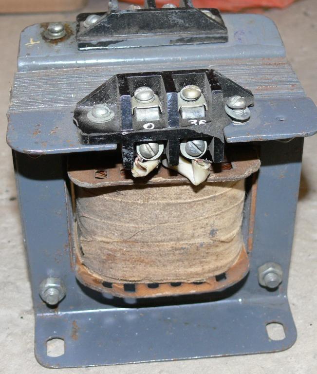 Понижающие трансформаторы своими руками