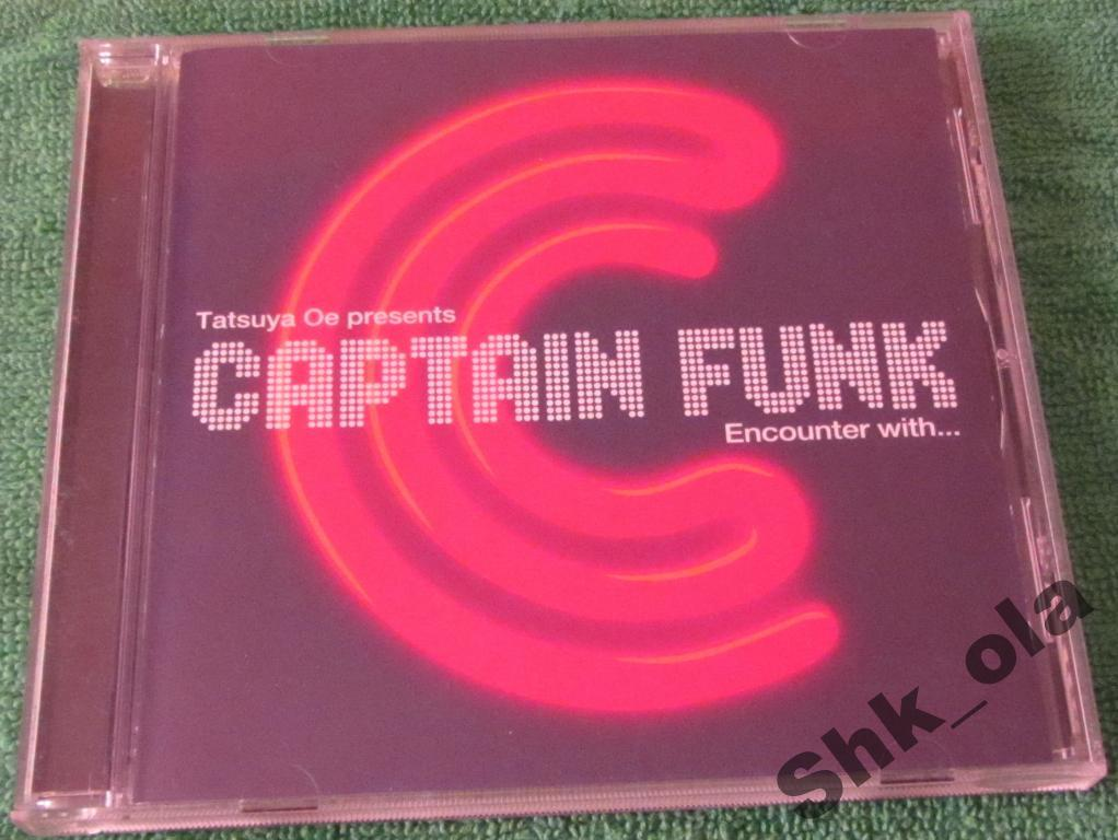 Captain Funk Encounter With (Japan 1998)