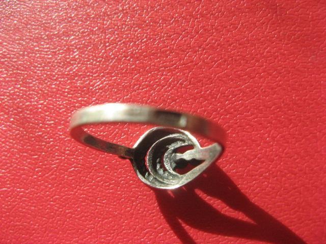 Чехословакия,ретро,винтаж,бижутерия,кольцо серебро 925,2,14 г,клеймо,оригинал