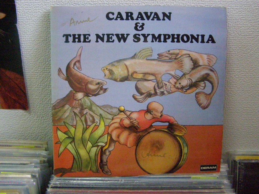 Caravan & New Symphonia (UK. Orig)
