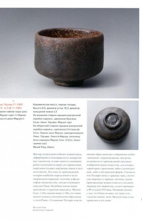 Керамика Обнаженное Раку