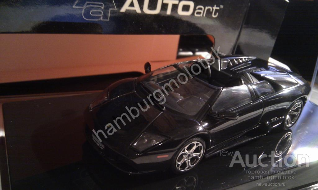 1 43 Autoart Lamborghini Murcielago Concept