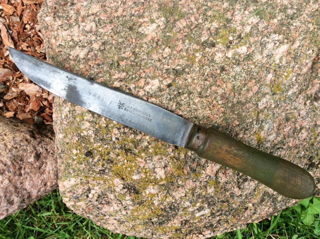 Окопный нож на пмв, германия