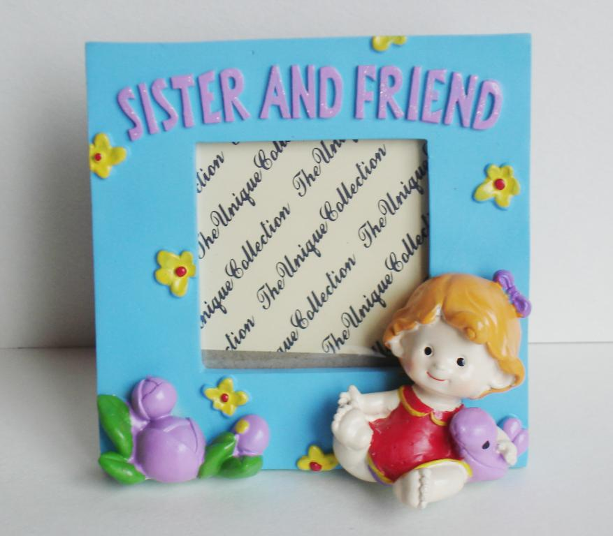 Детская рамка для фото My sister №2