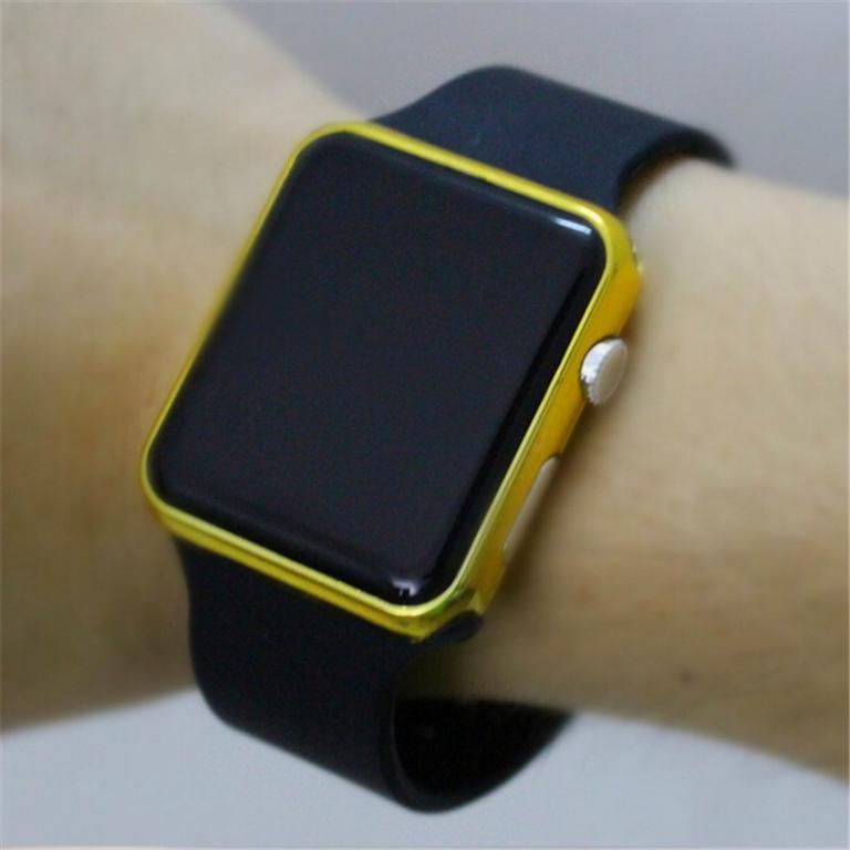 Светодиодные Наручные Часы в Стиле Apple Watch.