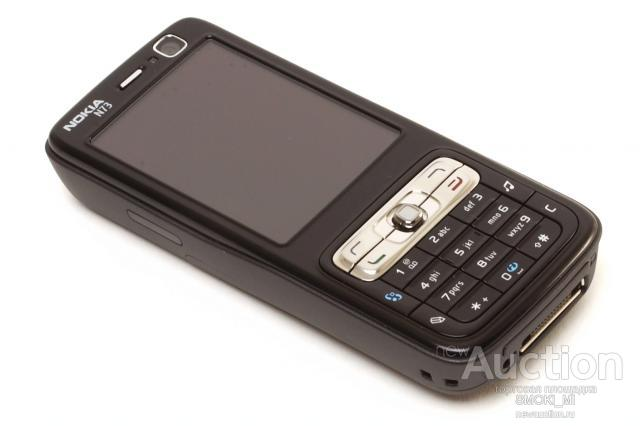 Nokia N73.Bluetooth 3.15MP FM MP3.  ОРИГИНАЛ.