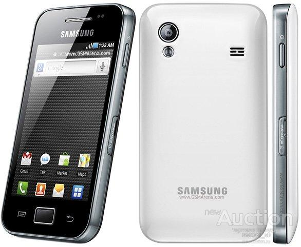 Samsung Galaxy Ace.  ОРИГИНАЛ.