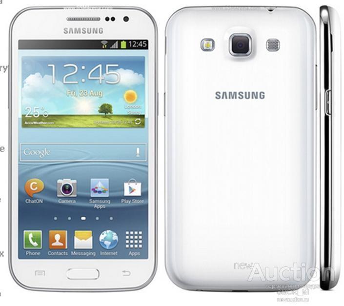 Samsung Galaxy share i8552 Dual SIM.  ОРИГИНАЛ.