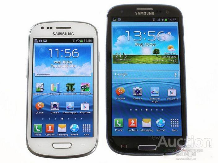 Samsung Galaxy SIII S3 mini.  ОРИГИНАЛ.