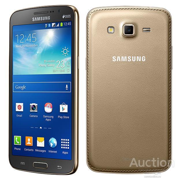 Samsung Galaxy GRAND 2. Dual SIM, Quad-core. 8MP GPS WIFI. ОРИГИНАЛ.