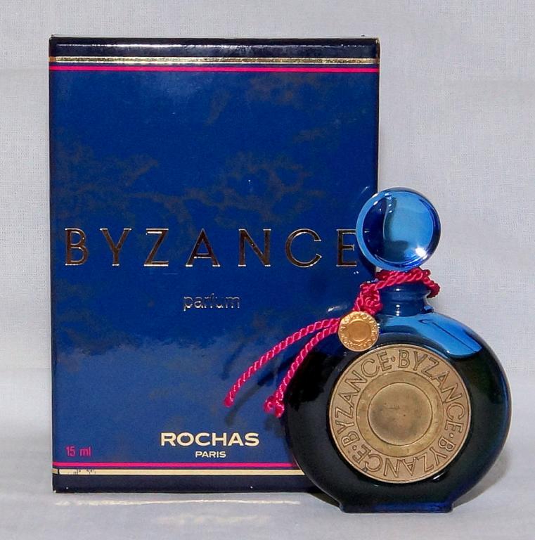 Духи BYZANCE ( Византия ) от ROCHAS ( Роша )  15ml   СПЛЕШ  Франция   ВИНТАЖ